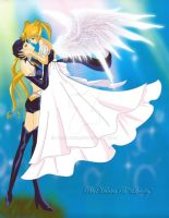 Seiya y Serena by loreley25