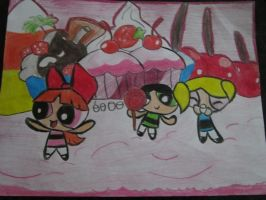 ppg Candy Wounderland by sylina123456789