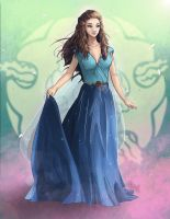 Margaery Tyrell - Game of Thrones Serie by Totemos