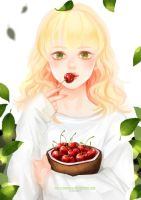 Cherry by XOX-Nata