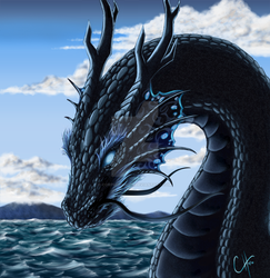 Temeraire by the Sea by corpsewraith