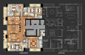 Penthouse 33_34 by Zorrodesign
