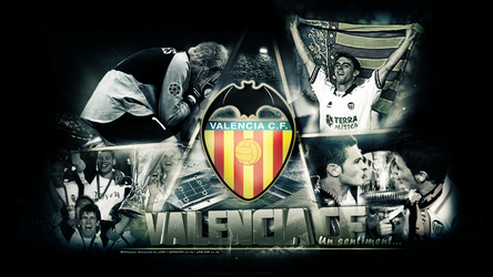 Valencia Cf: The history Large Art by pO9-AW