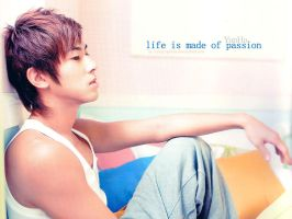 YunHo - Lifes made of Passion by crying-ophelia