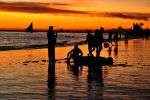 Boracay Sunset by eminaLINxD