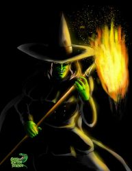 Wicked Witch of the West by GreenRaptor15