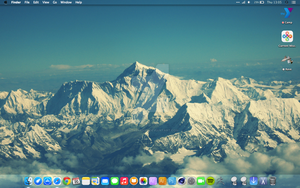 Current Desktop Mac iOS