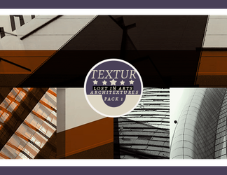 Lost in Arts Architextures Texturen Pack 1 by Lost-in-Arts