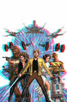 Star Wars in 3D Anaglyph by xmancyclops