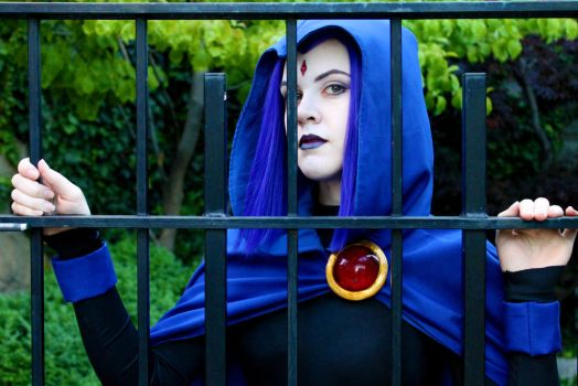 A Caged Bird by Emi-leigh