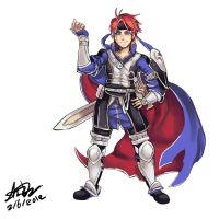 Spirit Roy by Shun-one