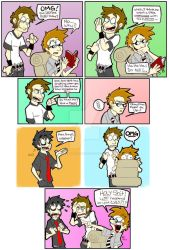 GDComix_ by :slapdown: 8D by GreenDayComix