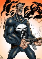 the punisher by supertipo
