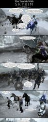 Trouble with Skyrim: Running the Asylum Part 15 by Sir-Douglas-of-Fir