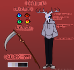 Damien Reference Sheet by LowkeyPotato
