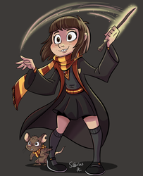 Potter by Sibsy
