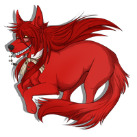 Grell Woofcliff by Jeakilo