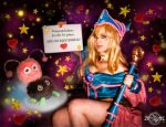 Dark Magician Girl Fansign - Prize by 20Tourniquet02