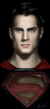 Man of Steel by feavre