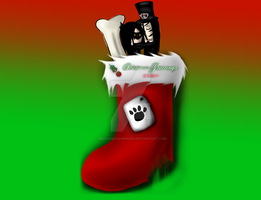 Vaitrian Stocking by PrinceNeoShnieder