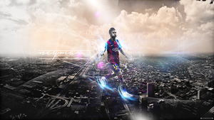 Neymar Wallpaper Barcelona by MorBarda