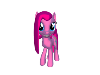 Red Light Pinkamena by iLucky7