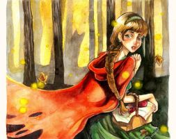 Red riding hood by xXjannatXx