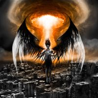 The Blackened Halo by alexiuss