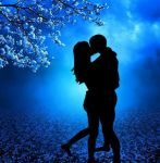 The Blue Romance by acetyl-choline