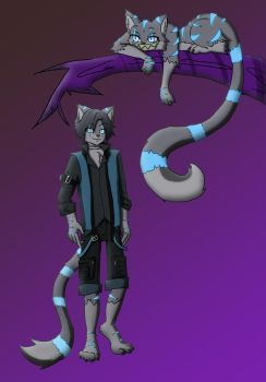 Cheshire Cat by anime-lover-chelsea