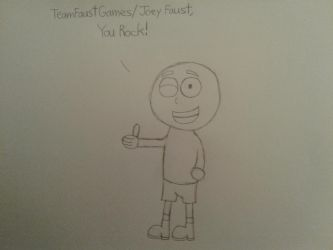I give a thumbs up to TeamFaustGames by Vincent-Rocchio