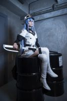 Akame Ga Kill !! Esdeath cosplay by sosochan1314