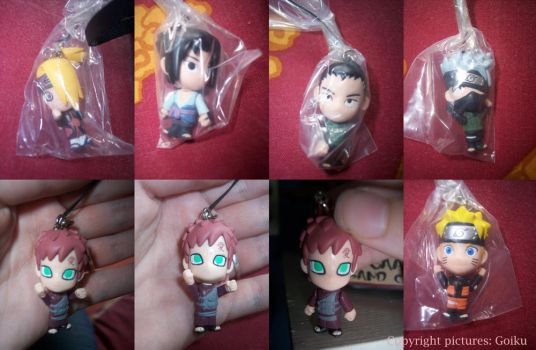 Chibi phonestraps:::FOR SALE by goiku