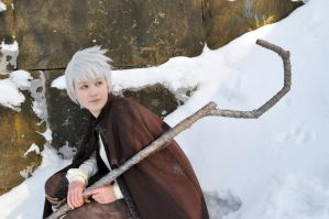 Cosplay: Jack Frost by Mae-rye
