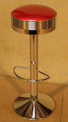 Bar stool by Doing-it-in-3d