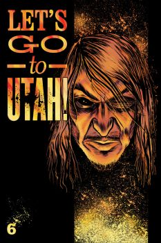 Let's go to UTAH 06 cover by davechisholm