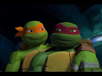 Mikey And Raph!! by supersonic45667