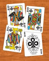 Mythical Gods Card Deck - Norse Gods by martianpictures