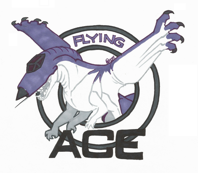 Flying Ace by Flaming-Lambo