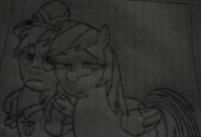 Rainbow Dash and Daring Do by LyricArchive