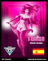 From Spain: FURION by EricLinquist