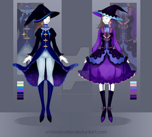 [CLOSED] Adoptable Outfit Character 36-37 by whiteshooter