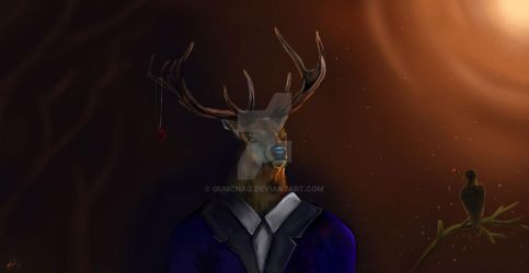 Mr.deer by qumchaq
