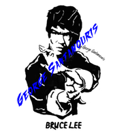 BRUCE LEE by SANTAMOURIS1978