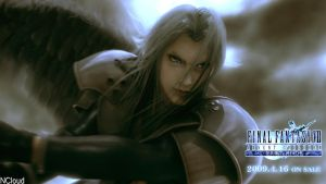 FFVIIACC Sephiroth by NaughtyBoy83