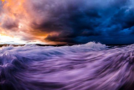 Storm moving in by WeskerIntheFlesh007