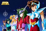 Project Remake 4 - Saint Seiya 4 by mateuspaiao