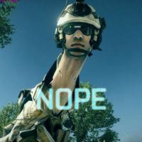 BF3 Nope by bipole