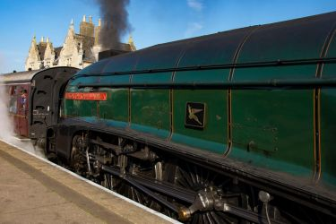 LNER Class A4 4488 Union of South Africa by Daniel-Wales-Images