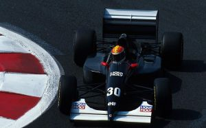 J.J. Lehto (France 1993) by F1-history
